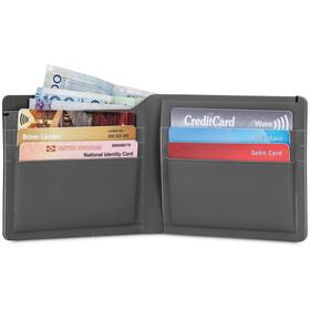 Pacsafe RFIDsafe TEC Bifold Brieftasche black